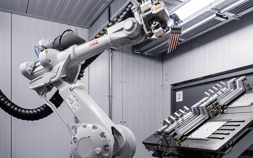 Pressmeddelande: Permascand automatiserar sin produktion för att tillgodose den ökade efterfrågan på bolagets elektrokemiska produkter